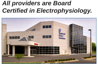 St. Mary's Electrophysiology